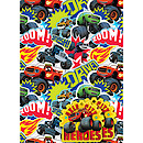 Blaze and the Monster Machines 2 Sheet 2 Tag Pack