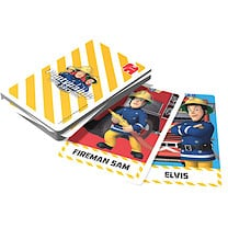 Fireman Sam Giant Cards