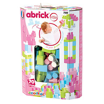 abrick Pink Box - 70 Pieces