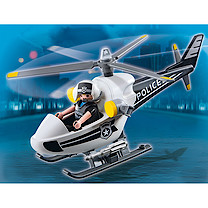 Playmobil - City Action Police Helicopter 5916