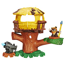 Playskool Heroes Star Wars Endor Adventure Small Playset