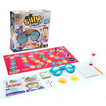 Play & Win Silly Scribbles
