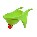 Starplast Green Wheelbarrow