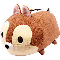 Disney Tsum Tsum 30cm Light Up Soft Toy - Chip