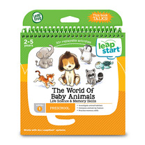 LeapFrog LeapStart Animal Discovery Actvity Book