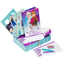 Disney Frozen Magical Wishes Diary & Secret Box