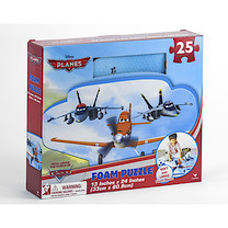 Disney Planes Foam Puzzle - 25 Pieces