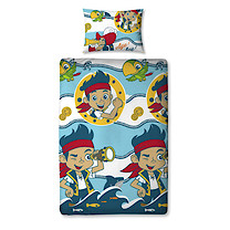 Jake & The Neverland Pirates Sharks Single Rotary Duvet
