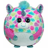 Ty Large Beanie Ballz - Fable the Unicorn