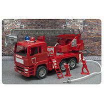 Metroplex X City Rescue Series Fire Engine