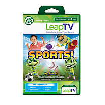 LeapFrog LeapTV Sports! Educational Video Game