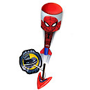 Marvel Spider-Man Sky Foam Rocket With Launch Base