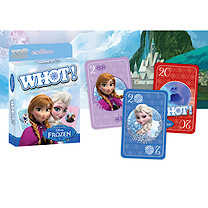 Top Cards Disney Frozen Whot!