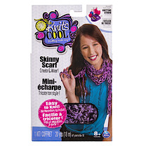 Knit's Cool Skinny Scarf Project Kit