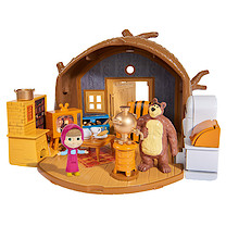 Masha and The Bear Treehouse Playset