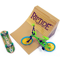 Riptide Mini Bike and Board with Ramp