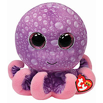 Ty Beanie Buddies - Legs the Octopus Soft Toy