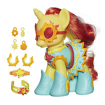 My Little Pony Cutie Mark Magic Fashion Style Sunset Shimmer