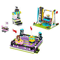 LEGO Friends Amusement Park Bumper Cars - 41133