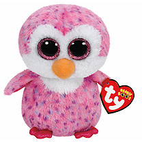 Ty Beanie Boos - Glider the Penguin Soft Toy