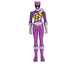 Power Rangers Dino Super Charge 30cm Dino Drive Purple Ranger Action Figure