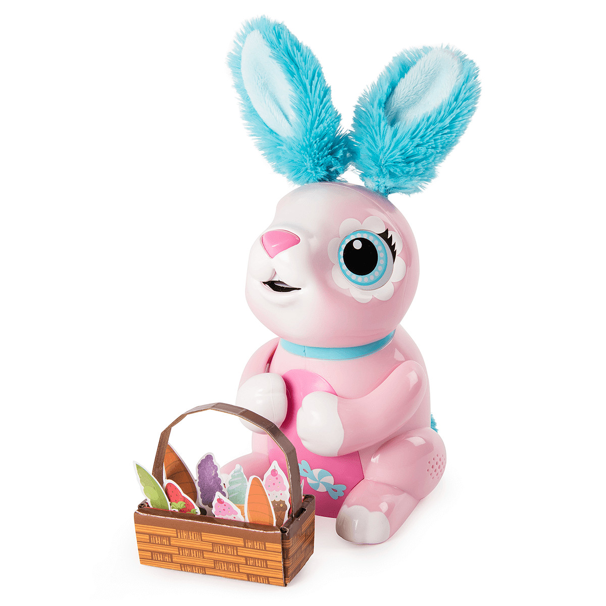 Zoomer Hungry Bunnies Shreddy The Entertainer