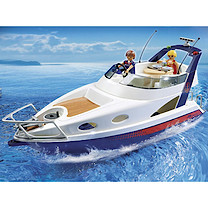Playmobil - Summer Fun Luxury Yacht 5205