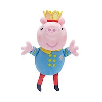 Peppa Pig Super Soft Toy - Prince George