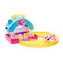 Hamsters in a House Small Playset - Sprinkles