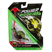 Power Rippers Single Pack A-1 Attacker