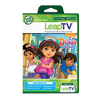 LeapFrog LeapTV Dora and Friends Educational Video Game