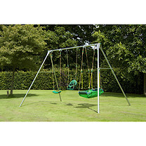 TP443 Triple Giant Swing Frame Set