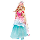 Barbie Princess Endless Hair Kingdom Doll