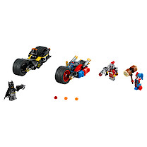 LEGO DC Comics Super Heroes Batman Gotham City Cycle Chase - 76053