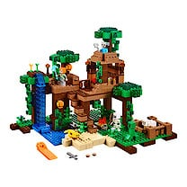 LEGO Minecraft The Jungle Tree House - 21125