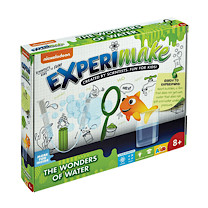 Nickelodeon Experimake The Wonders of Water