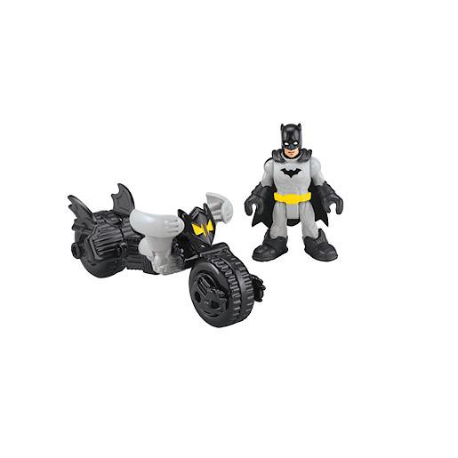 Fisher-Price Imaginext DC Super Friends - Batman and Batcycle