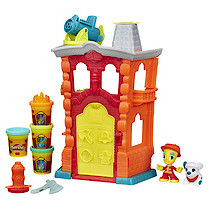Play-Doh Town Firehouse