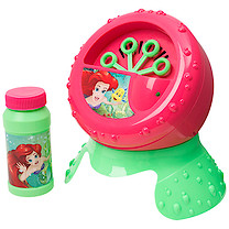 Disney Princess Bubble Blower Machine