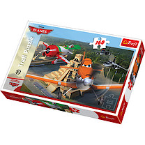 Disney Planes A Flight Above Chupacabra's Native Land Puzzle - 160 Pieces