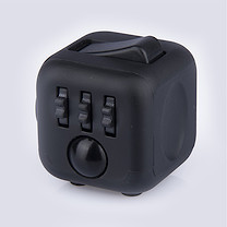 Fidget Cube Original Anti-Stress Toy - Black