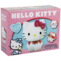 Hello Kitty Paint Your Own Money Box