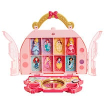 Disney Princess Little Kingdom Cosmetic Castle Vanity Set