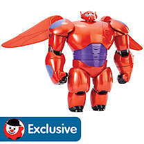 Big Hero 6 28cm Baymax in Armour Figure