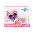 Baby Born 2 pack of Shoes (Styles Vary)