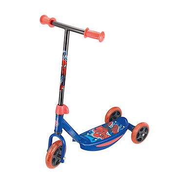 Ultimate Spiderman 3 Wheeled Scooter