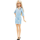 Barbie Fashionista Doll - Double Denim