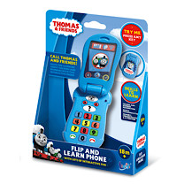 Thomas and Friends Flip and Learn Phone