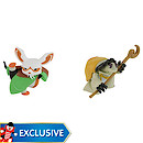 Kung Fu Panda 3 Action Figure Two Pack - Shifu & Oogway
