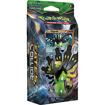 Pokemon XY10 Fates Collide Theme Deck - Zygarde